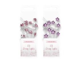 Mother's Day 12 LED Micro Lights