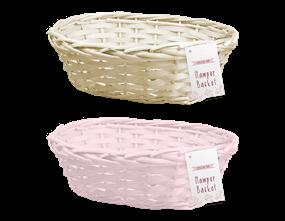 Mother's Day Woven Hamper Basket