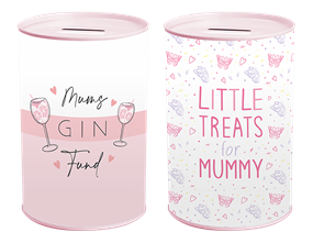 Mother's Day Money Tin