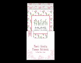 Mum's Weekly Planner PDQ