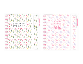 Mother's Day A5 Notebook & Pen Set