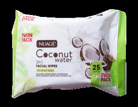 Wholesale Nuage Coconut Water Wipes | Gem Imports Ltd