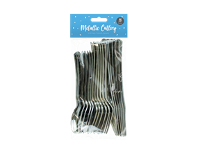 Wholesale Metallic Cutlery | Gem Imports Ltd