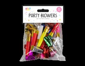 Wholesale Party Blowers | Gem Imports Ltd