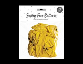 Wholesale Smiley Face Balloons | Gem Imports Ltd