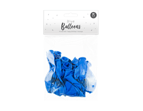 Wholesale Blue Happy Birthday Balloons | Gem Imports Ltd