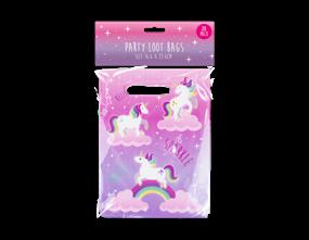 Wholesale Unicorn Party Loot Bags | Gem imports Ltd