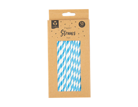 Wholesale Paper Straws | Gem Imports Ltd