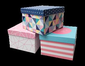 Wholesale Square Gift Boxes | Gem Imports Ltd