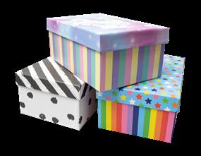 Wholesale Rectangular Gift Boxes | Gem Imports Ltd