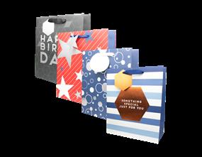 Wholesale Mens Luxury Large Gift Bags | Gem Imports Ltd