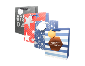 Wholesale Mens Luxury Extra Large Gift Bags | Gem Imports Ltd