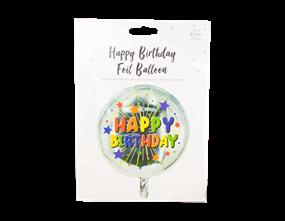 Wholesale Happy Birthday Foil Balloons | Gem