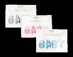 Wholesale Baby Foil Balloons | Gem Imports Ltd