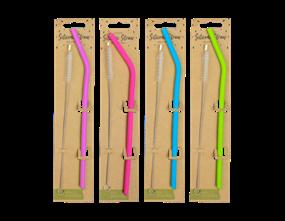 Wholesale Silicone Straws | Gem Imports Ltd