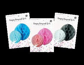 Wholesale Hanging Honeycomb Balls | Gem Imports Ltd