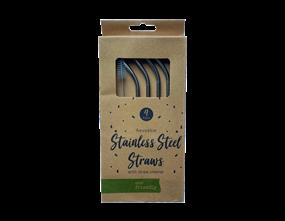 Wholesale Stainless Steel Straws | Gem Imports Ltd
