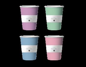 Wholesale Coloured Paper Cups  | Gem Imports Ltd