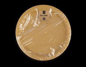 Wholesale biodegradable paper plates | Gem Imports Ltd