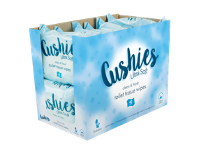 Classic Toilet Wipes - 42 Pack