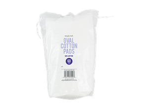 Oval Cotton Pads
