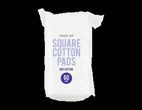 Square Cotton Pads