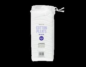 Cotton Wool Pleats