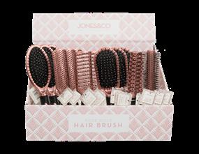 Wholesale Rose Gold Hair Brushes | Gem Imports Ltd