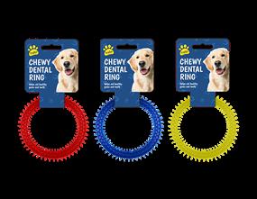 Wholesale Pet Dental Ring Toys | Gem Imports Ltd