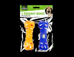 Wholesale Squeaky Bone Dog Toys | Gem imports Ltd