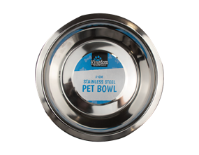 Wholesale Stainless Steel Pet Bowls | Gem Imports Ltd