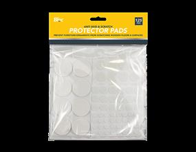 Protector Pads Set - 125 Piece