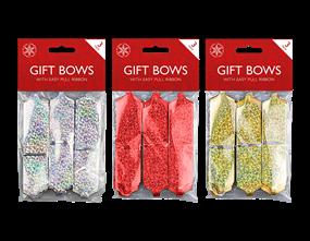 Wholesale Christmas Pull Bows | Gem Imports Ltd