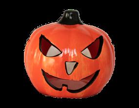 Wholesale Pumpkin Tea Light Holder | Gem Imports Ltd
