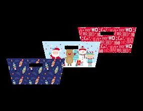 Wholesale Christmas Printed Hamper Tray   Gem Imports Ltd