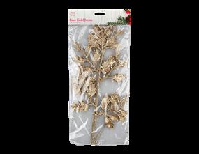 Wholesale Rose Gold Glitter Stems | Gem Imports Ltd