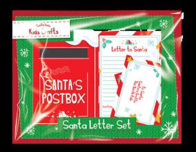 Wholesale Santa Letter Set   Gem Imports Ltd