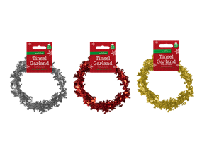 Wholesale Tinsel Garland | Gem Imports Ltd