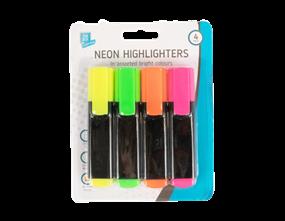 Wholesale Neon Highlighter Pens | Gem Imports Ltd