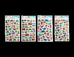 Wholesale Boys Holographic Stickers | Gem Imports Ltd