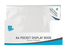 Wholesale A4 Pocket Display Books | Gem Imports Ltd