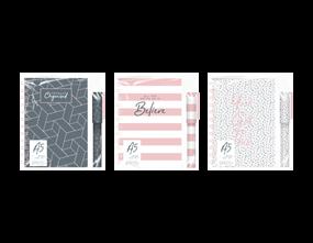 Wholesale A5 Wiro Notebook & Pen Sets | Gem Imports Ltd