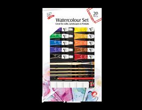 Water Colour Set 20 Pieces