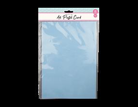 A4 Pastel Card 15PK