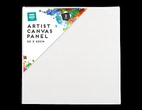 Wholesale Artist Canvas Panel 20cm | Gem Imports Ltd