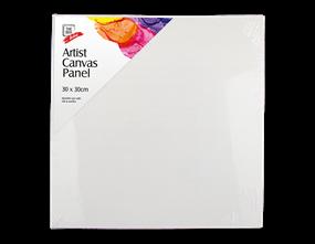Wholesale Artist Canvas Panel 30cm   Gem Imports Ltd