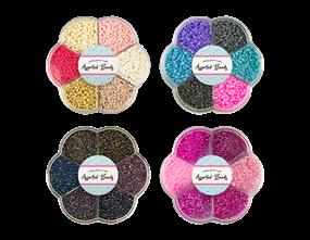 Wholesale Craft Beads in Flower Box | Gem Imports Ltd