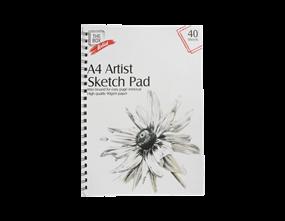 Wholesale A4 Sketch Pads | Gem Imports Ltd
