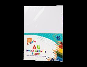 Wholesale A4 White Activity Paper | Gem Imports Ltd