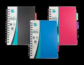 Wholesale A5 Project Notebooks | Gem Imports Ltd